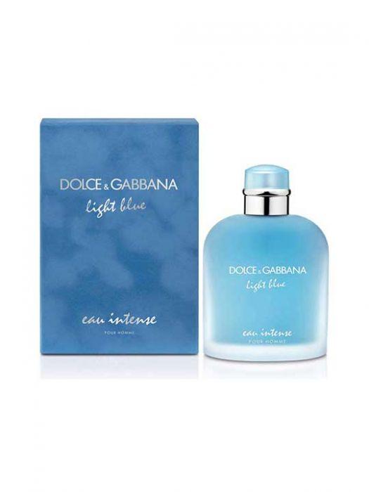Dolce Gabbana Light Blue Men Intense 1