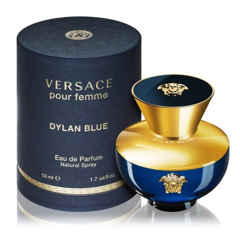 versace dylan blue w edp 50ml